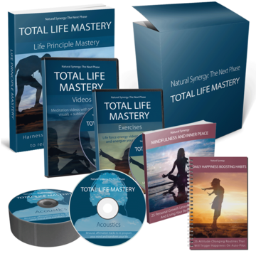 Total Life Mastery Complete Package -1024