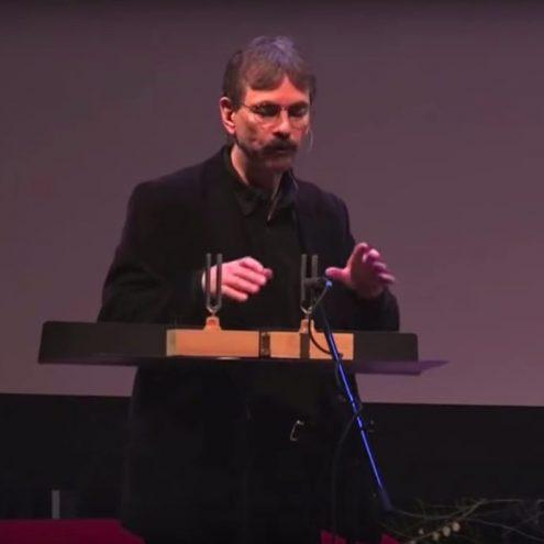 Music professor Anthony Holland